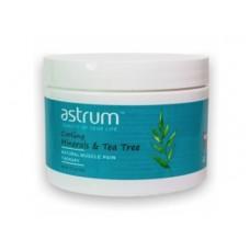 Минеральный охлаждающий гель с маслом чайного дерева Cooling Tea Tree Oil Therapeutic Mineral Gel ASTRUM