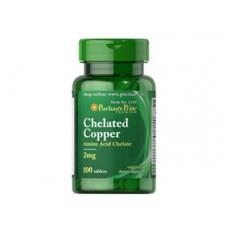 Медь / Copper, 100 таблеток