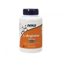 L-Аргинин / L-Arginine, 100 капсул