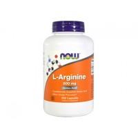 L-Аргинин / L-Arginine, 250 капсул