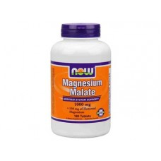 Магний / Magnesium Malate, 180 таблеток