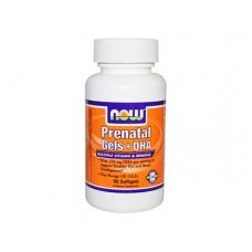 Пренатал + ДГА / Prenatal Gels + DHA, 180 капсул